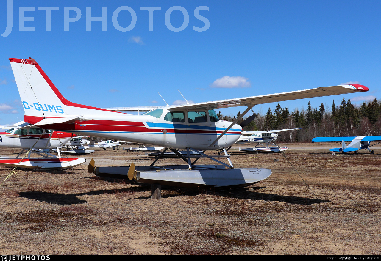 C-GUMS - Cessna 172M Skyhawk - Private