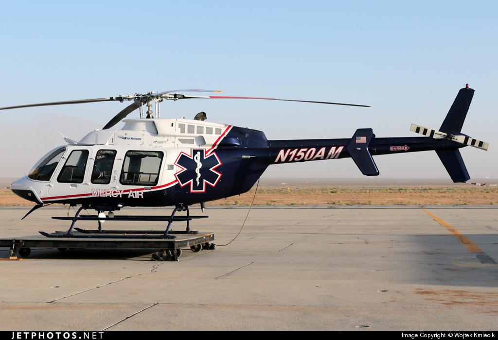 N150AM - Bell 407 - Air Methods