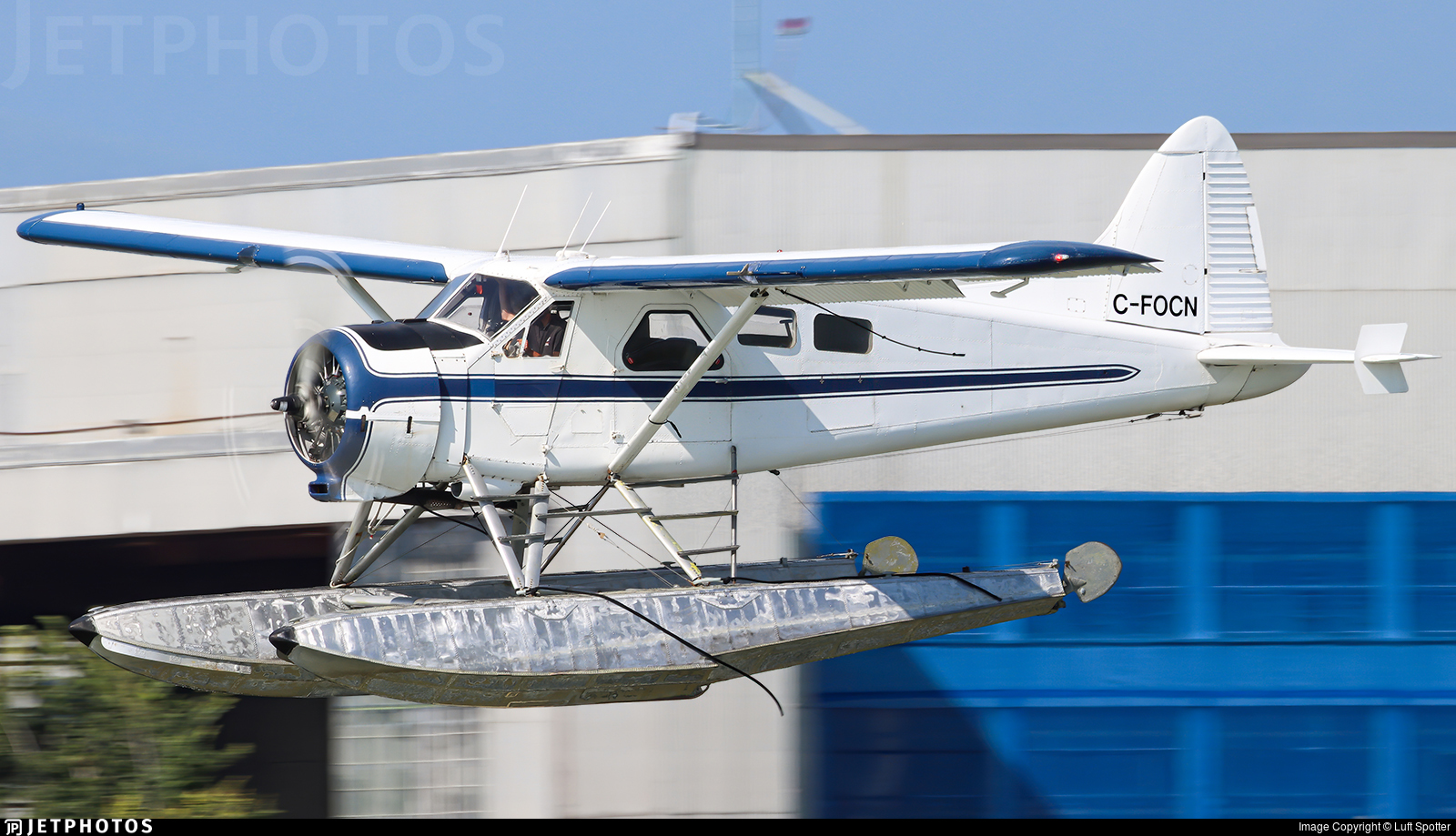C-FOCN - De Havilland Canada DHC-2 Mk.I Beaver - Private