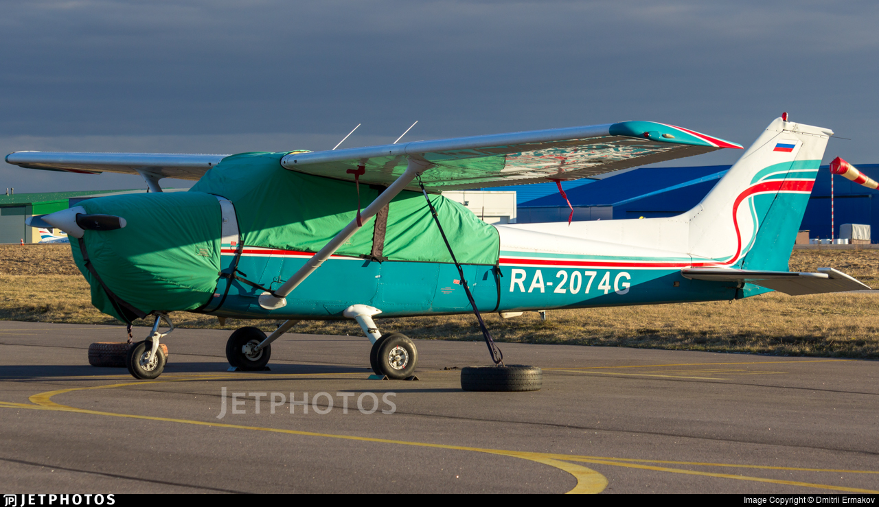 RA-2074G - Cessna 172M Skyhawk II - Private