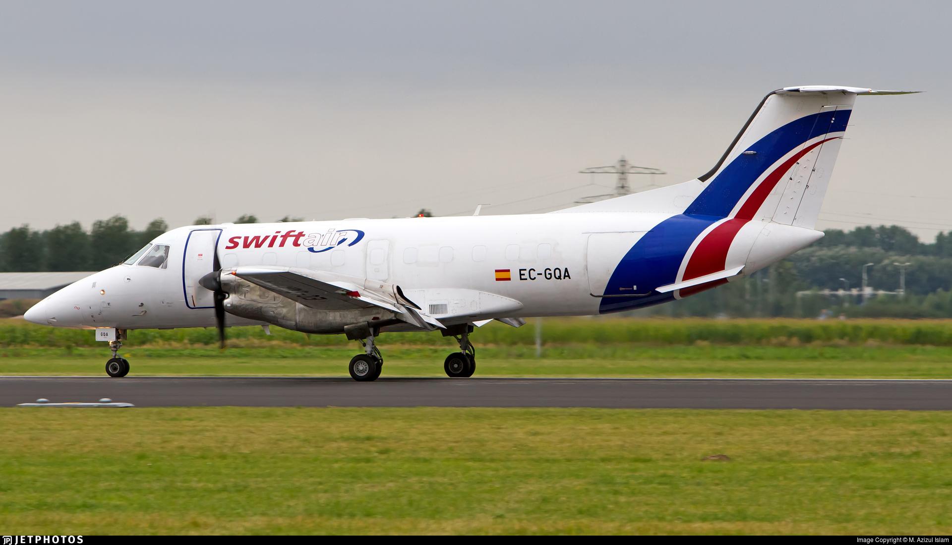 EC-GQA - Embraer EMB-120ER Brasília - Swiftair