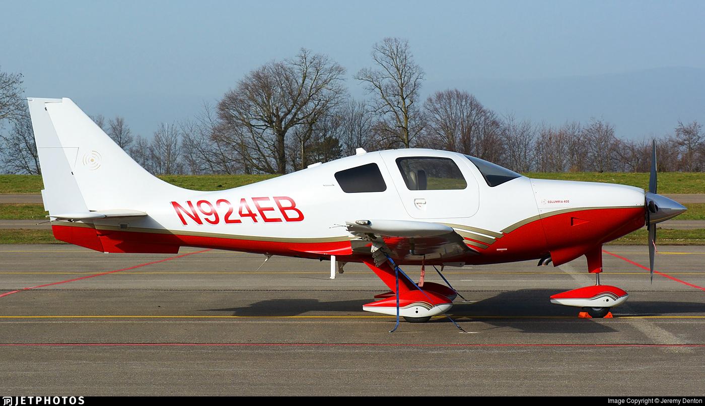N924EB - Cessna 400 Corvalis TT - Private