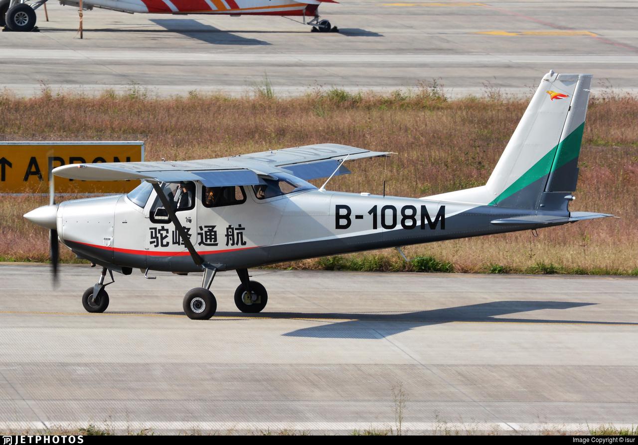 B-108M - Vulcanair V1.0 - Sichuan Tuofeng General Avation Co.LTD
