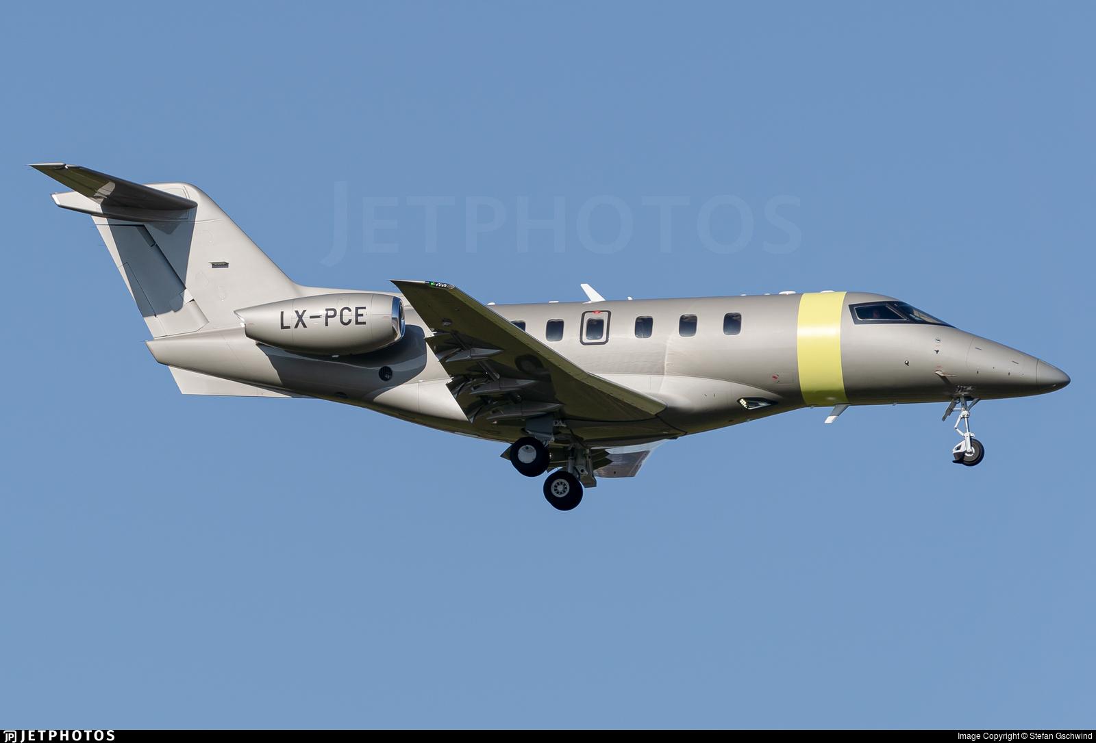 LX-PCE - Pilatus PC-24 - Jetfly Aviation