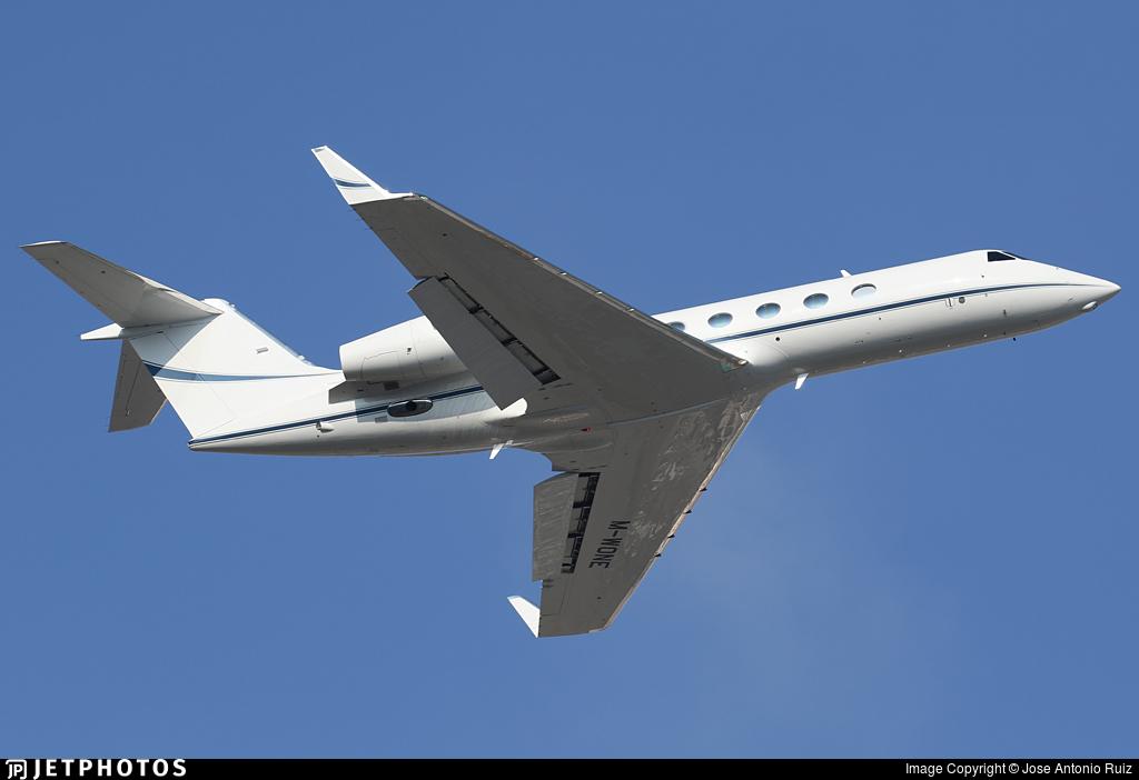 M-WONE - Gulfstream G450 - Private