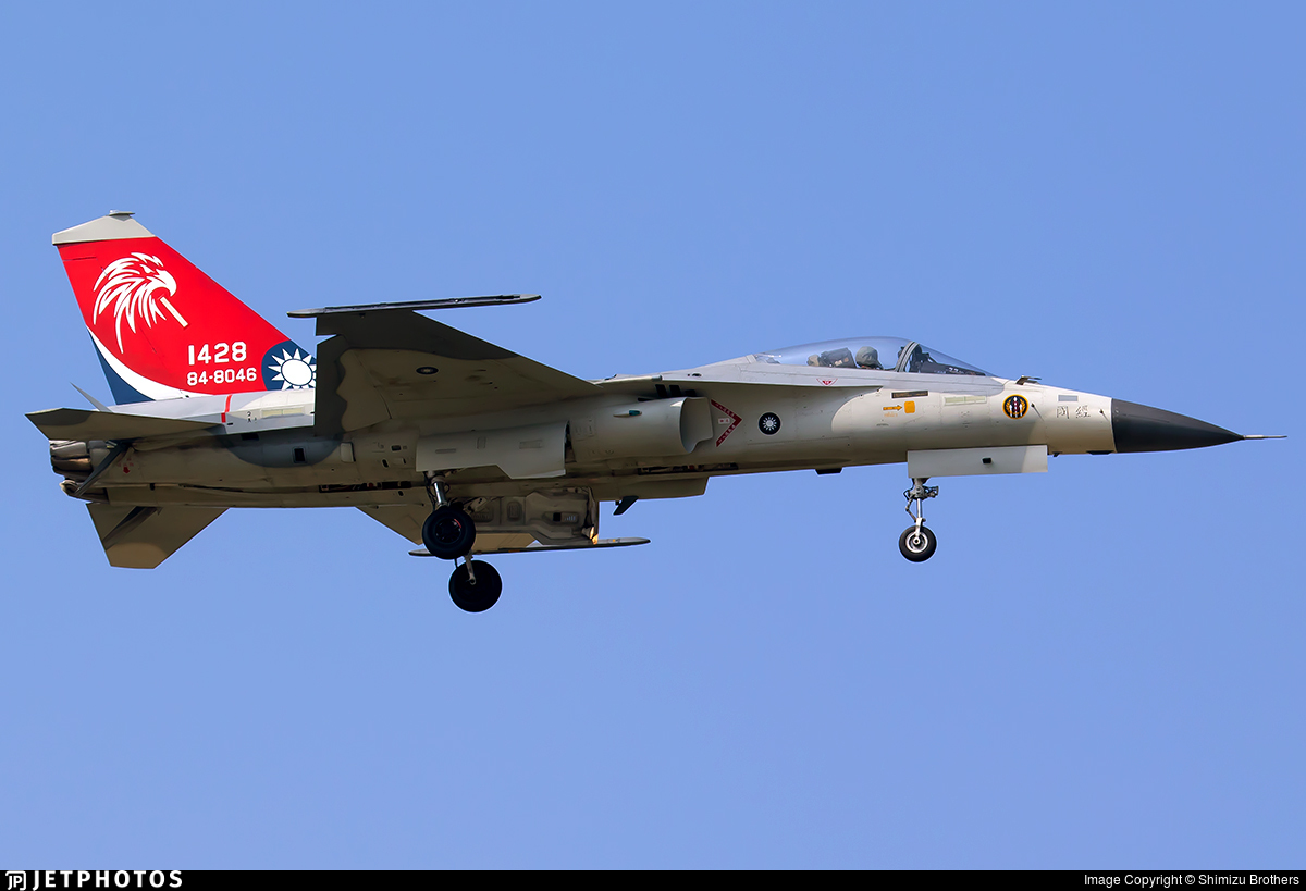 1428 - AIDC F-CK-1C Ching Kuo - Taiwan - Air Force