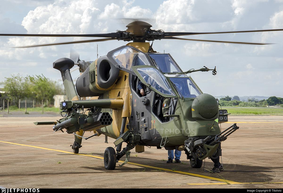 P2 - TAI T-129A ATAK - Turkish Aerospace Industries (TAI)
