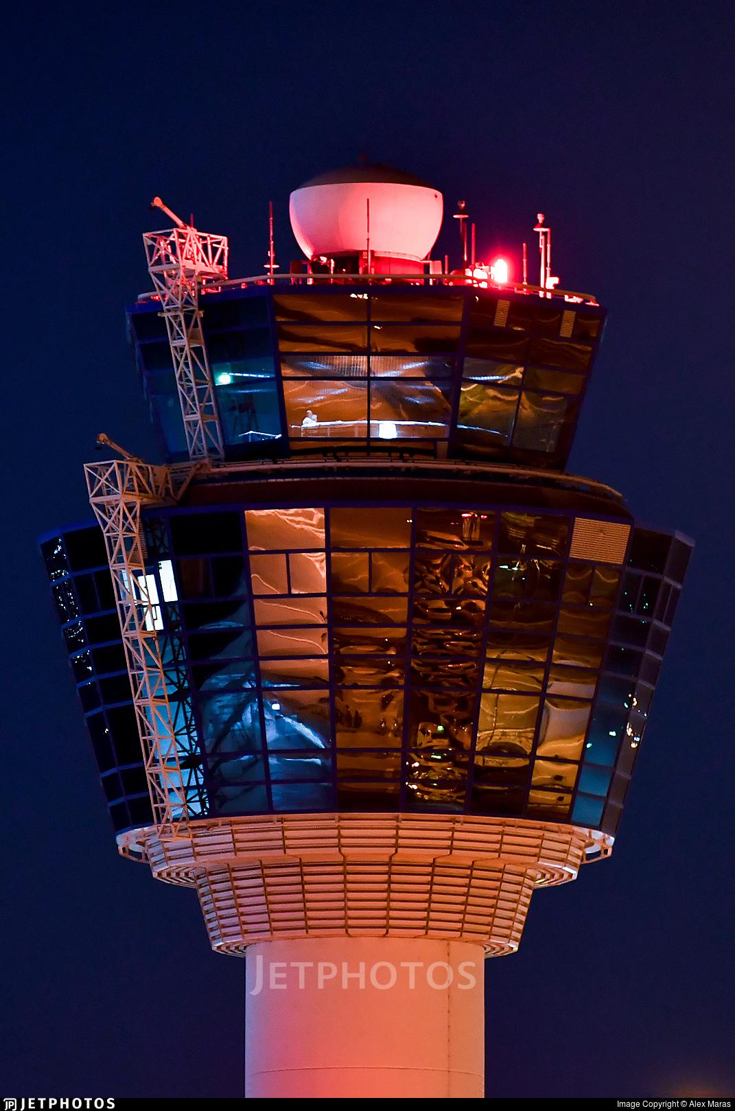 LGAV - Airport - Control Tower