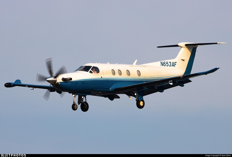N653AF - Pilatus PC-12/47E - Cobalt Air
