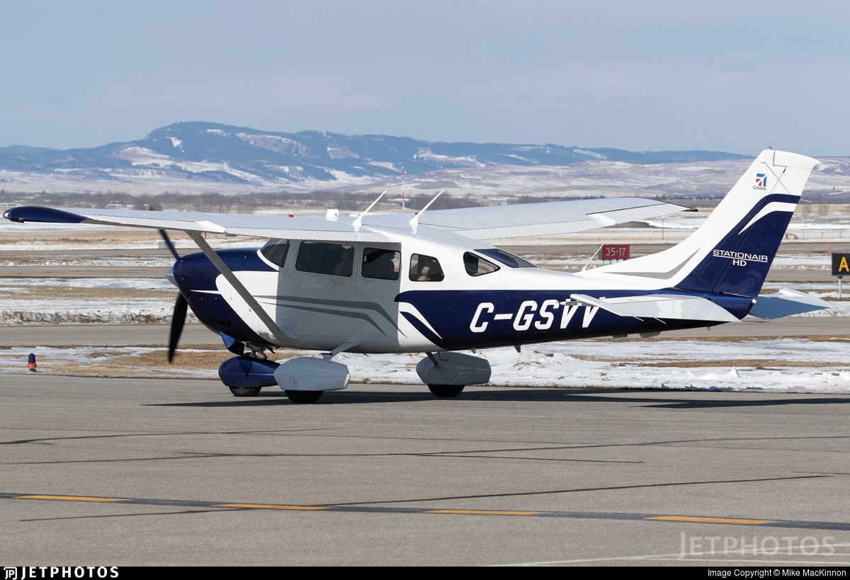 C-GSVV - Cessna T206H Turbo Stationair HD - Private