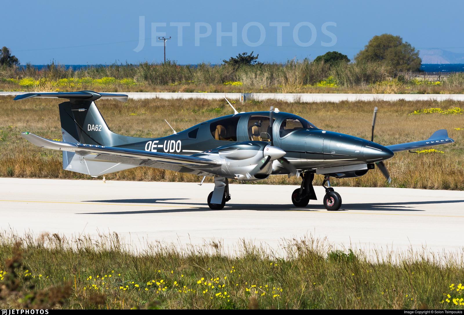 OE-UDO - Diamond Aircraft DA-62 - Untitled
