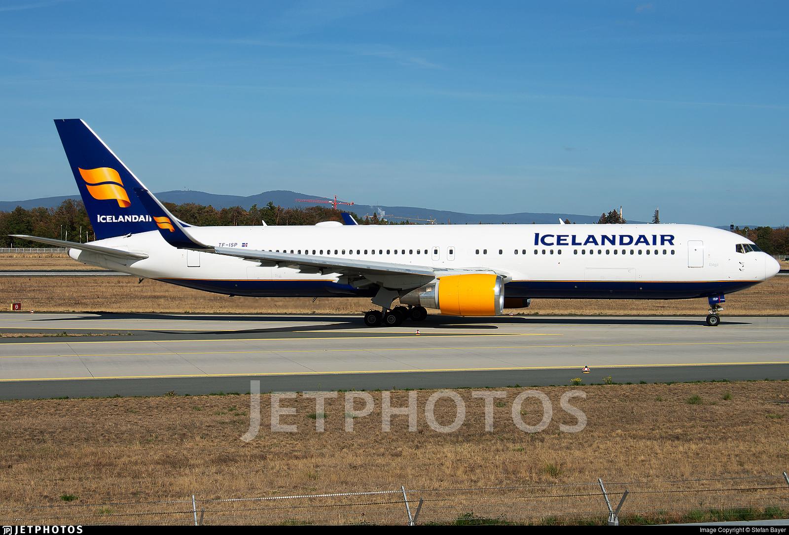TF-ISP - Boeing 767-319(ER) - Icelandair