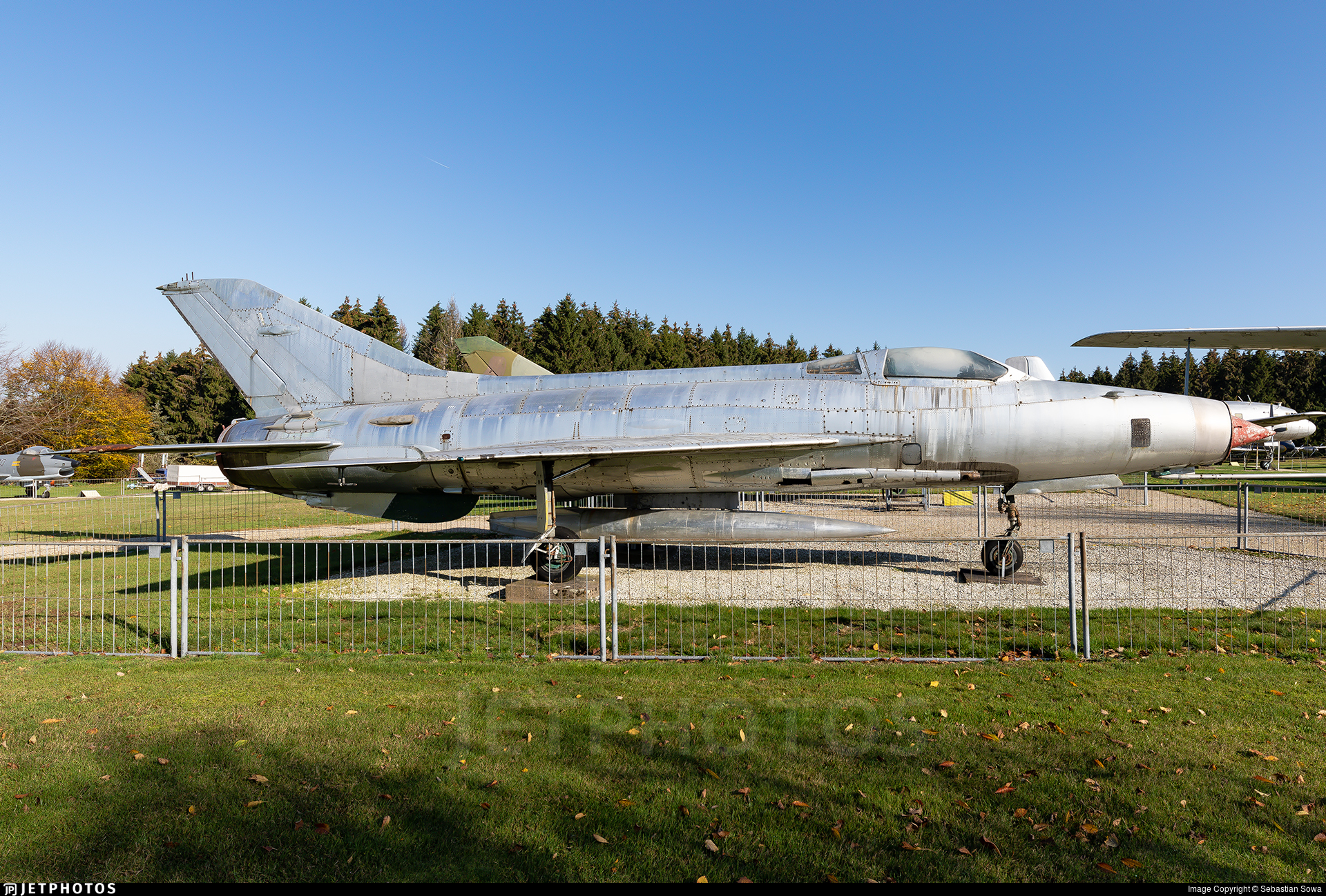 1217 - Mikoyan-Gurevich MiG-21F-13 Fishbed C - Poland - Air Force