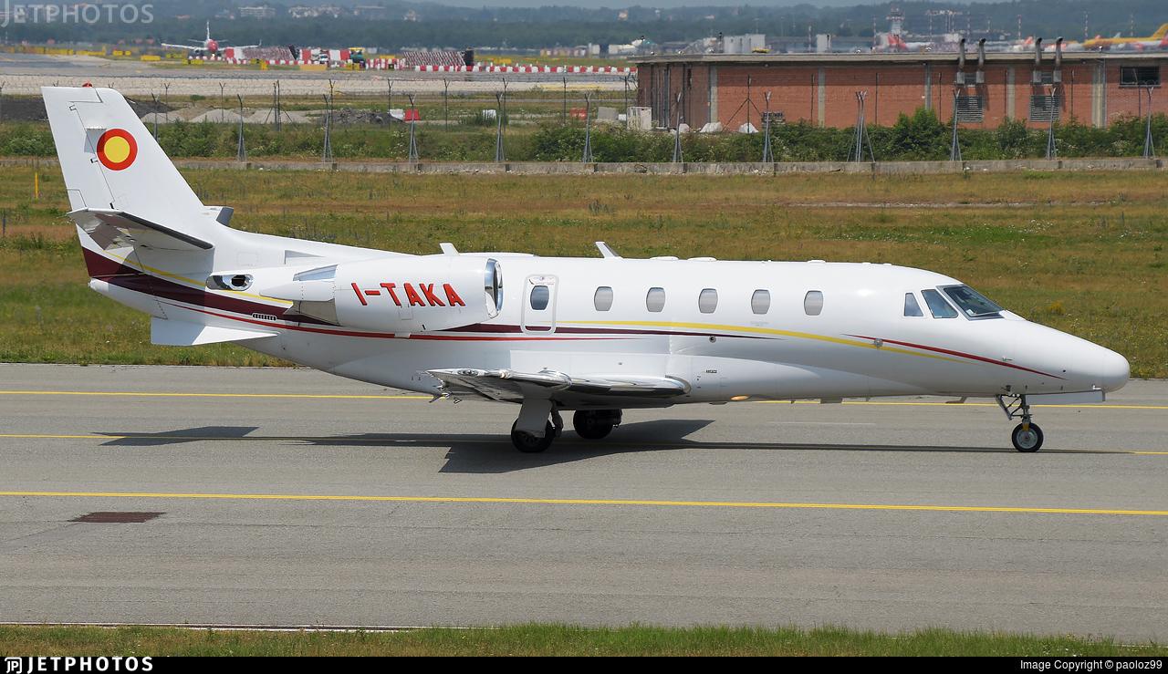 I-TAKA - Cessna 560XL Citation XLS - Esair