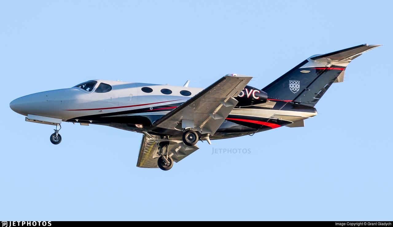 N85VC - Cessna 510 Citation Mustang - Elevon Aviation