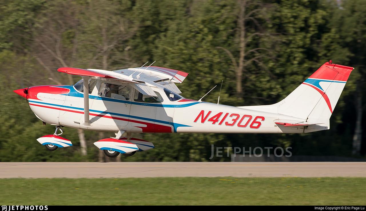 N41306 - Cessna 172K Skyhawk - Private