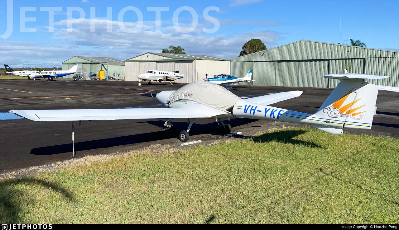 VH-YKF - Diamond DA-20-C1 Eclipse - Australian International Aviation College