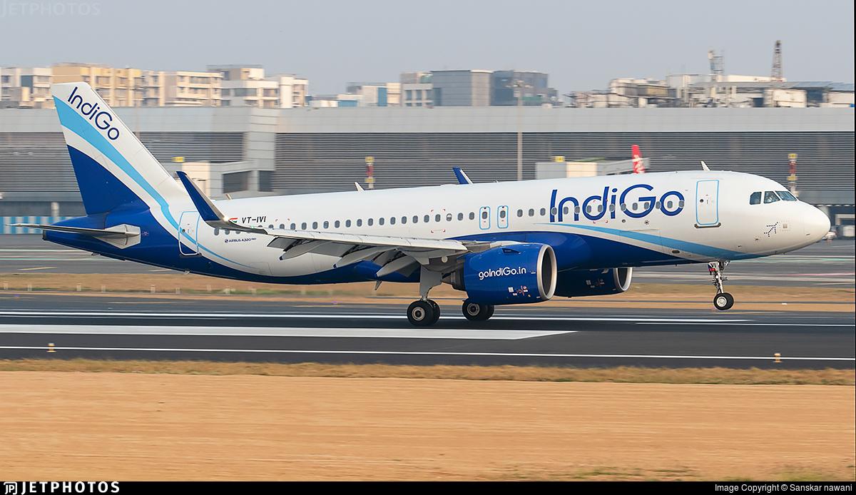 VT-IVI - Airbus A320-271N - IndiGo Airlines