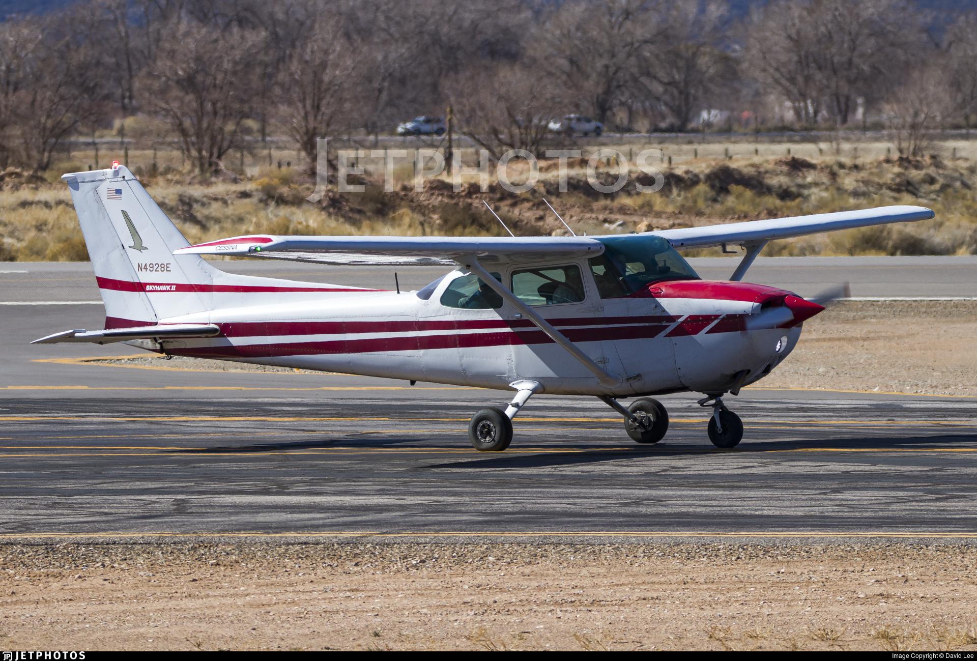 N4928E - Cessna 172N Skyhawk - Private