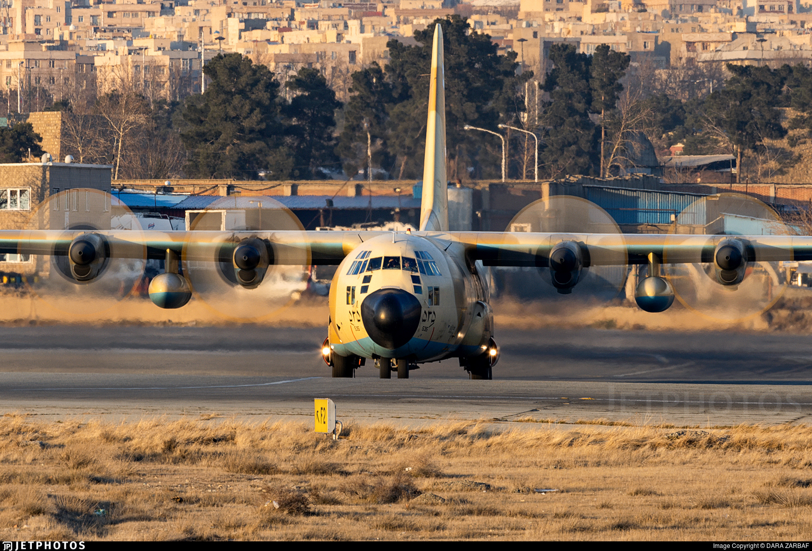 5-8508 - Lockheed C-130E Hercules - Iran - Air Force