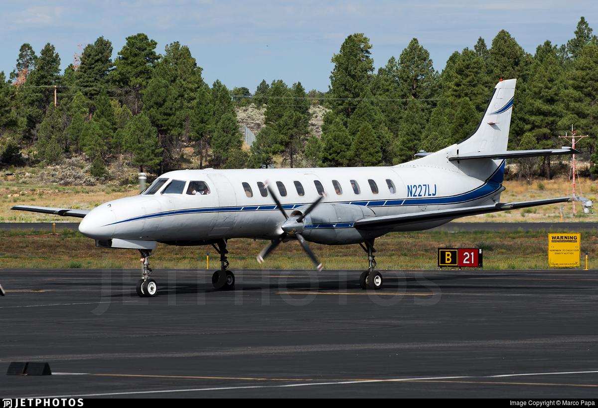 N227LJ | Swearingen SA227-AC Metro III | Metro-Jet | Marco Papa ...