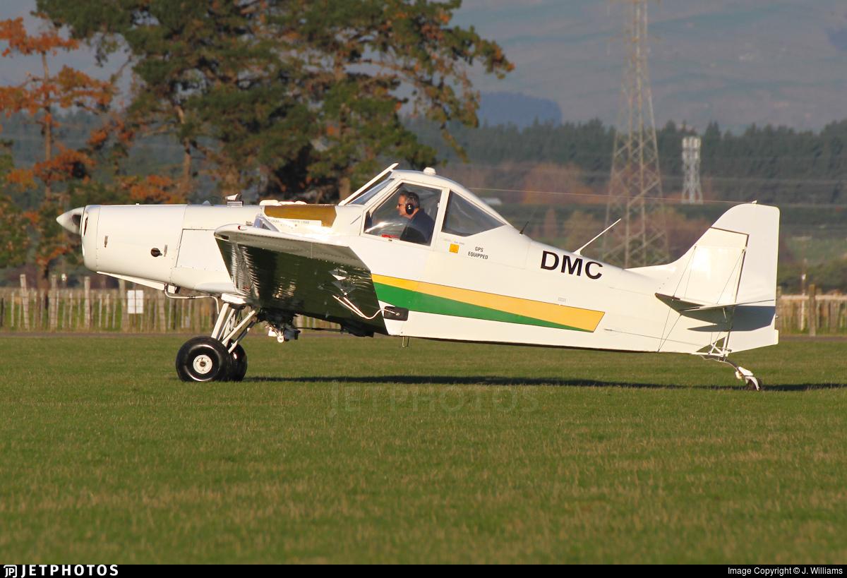 ZK-DMC - Gippsland GA-200 Fatman - Ravensdown Aerowork