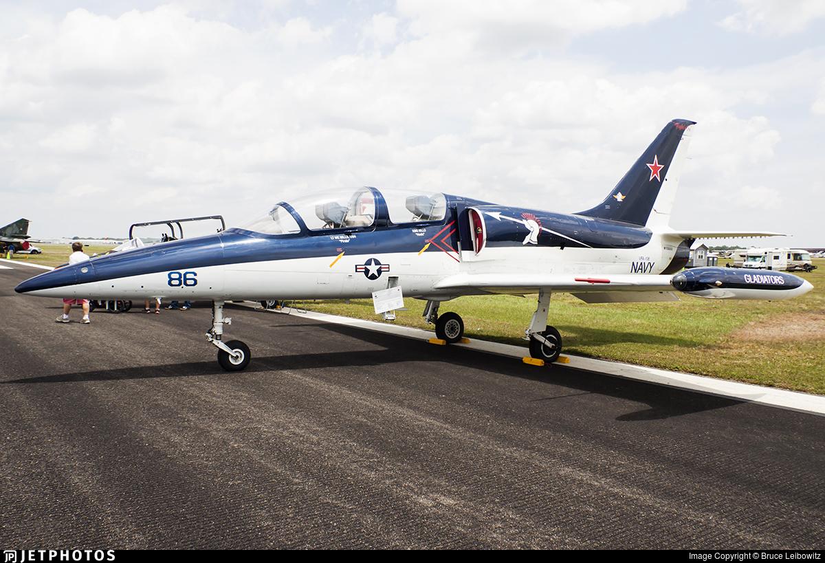 N150XX - Aero L-39C Albatros - Private