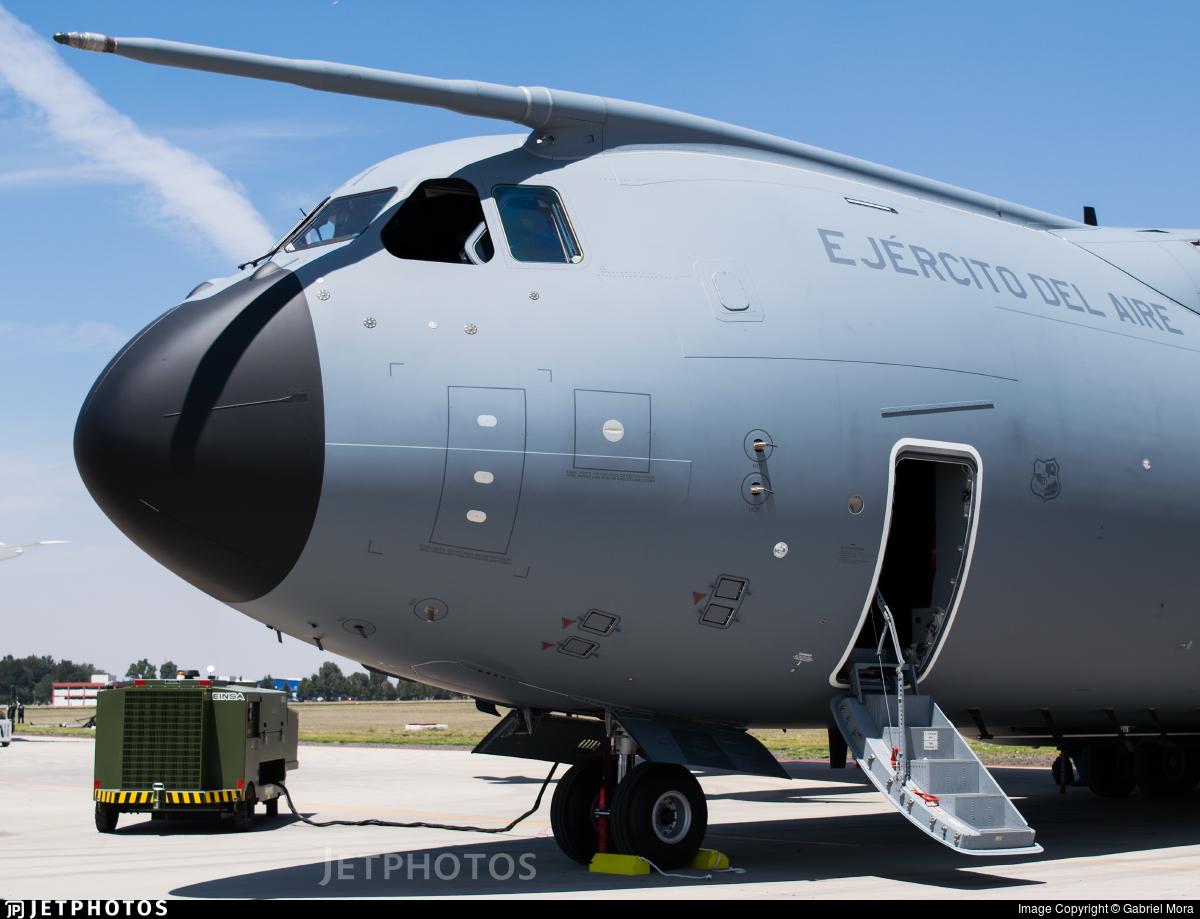 T.23-01 - Airbus A400M - Spain - Air Force