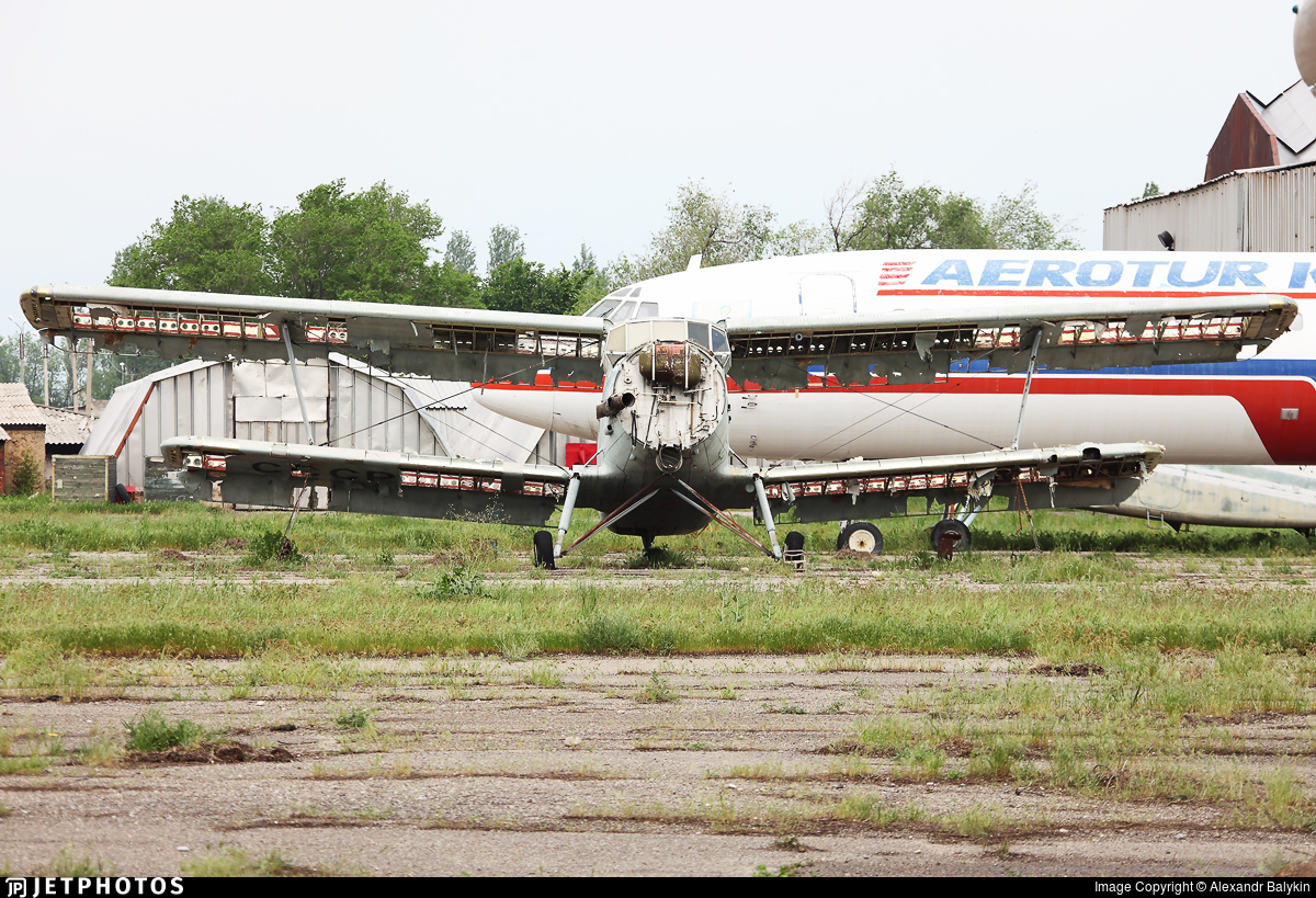 CCCP-70329 - PZL-Mielec An-2 - Aeroflot