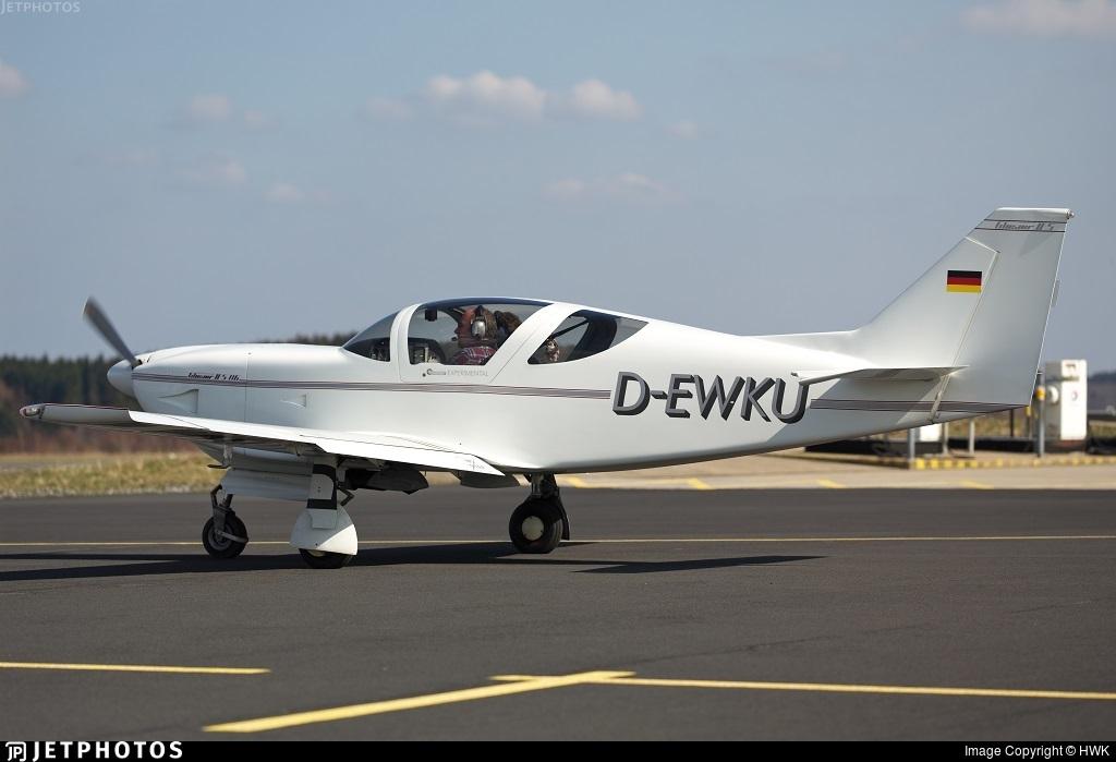 D-EWKU - Glasair Aviation II SRG - Private
