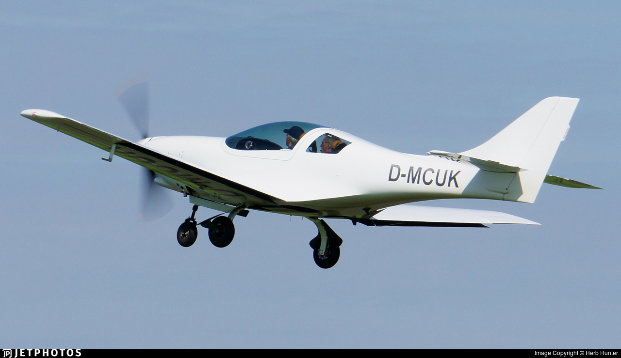 D-MCUK - JMB VL-3 Evolution - Private