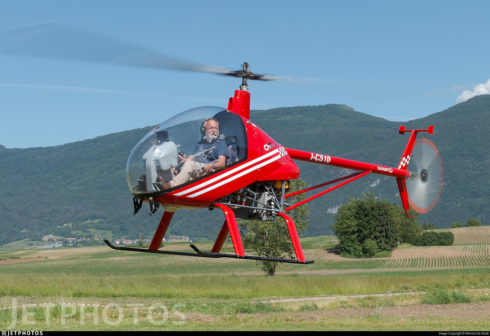 I-C510 - Heli-Sport CH-7 Charlie - Private