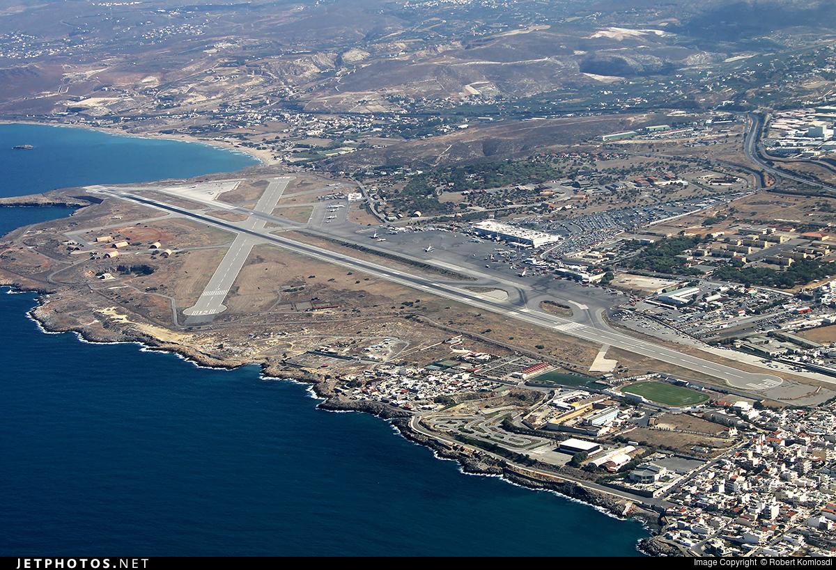 LGIR - Airport - Airport Overview