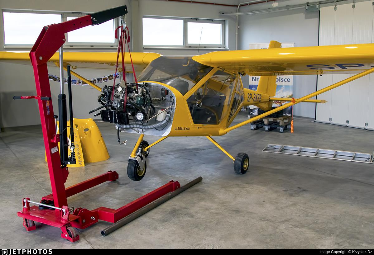SP-SKRB - Aeroprakt A22L2 Foxbat - Private