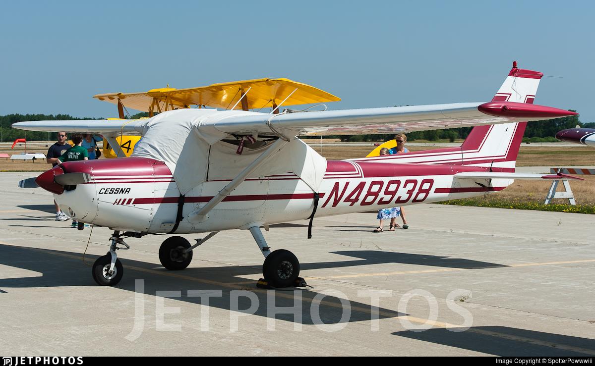 N48938 - Cessna 152 - Private