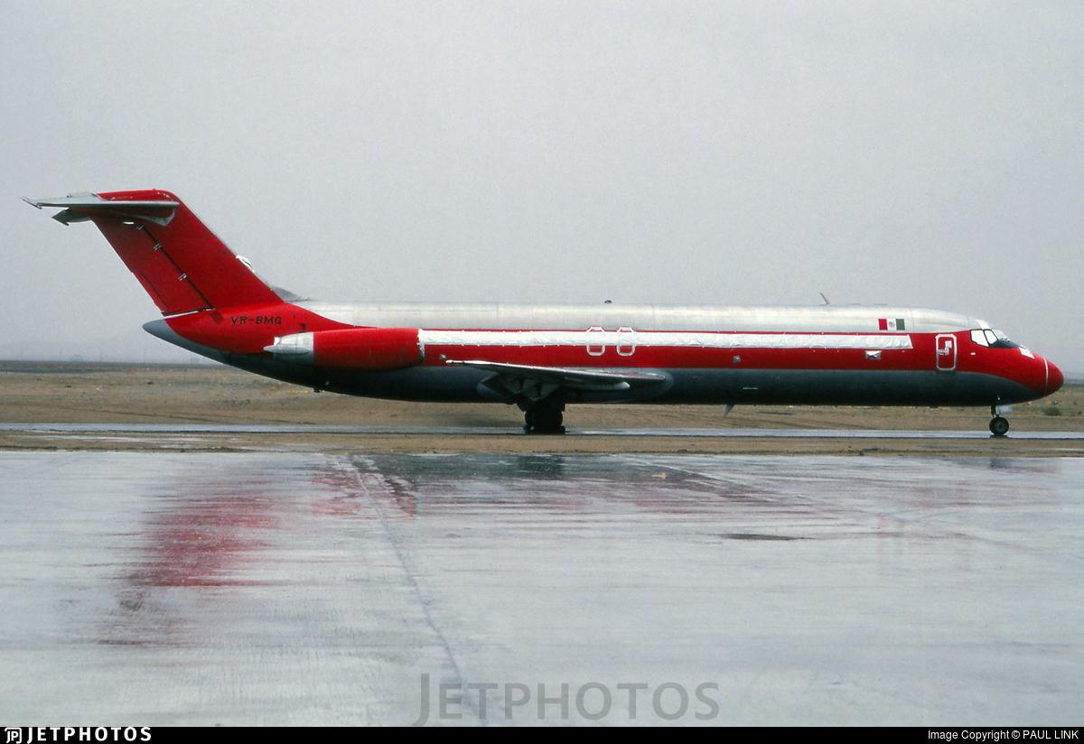 VR-BMG - McDonnell Douglas DC-9-31 - Untitled