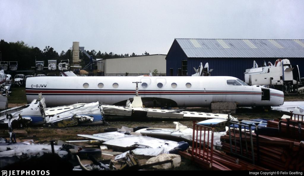 C-GJWW - Swearingen SA226-AT Merlin IV - Soundair