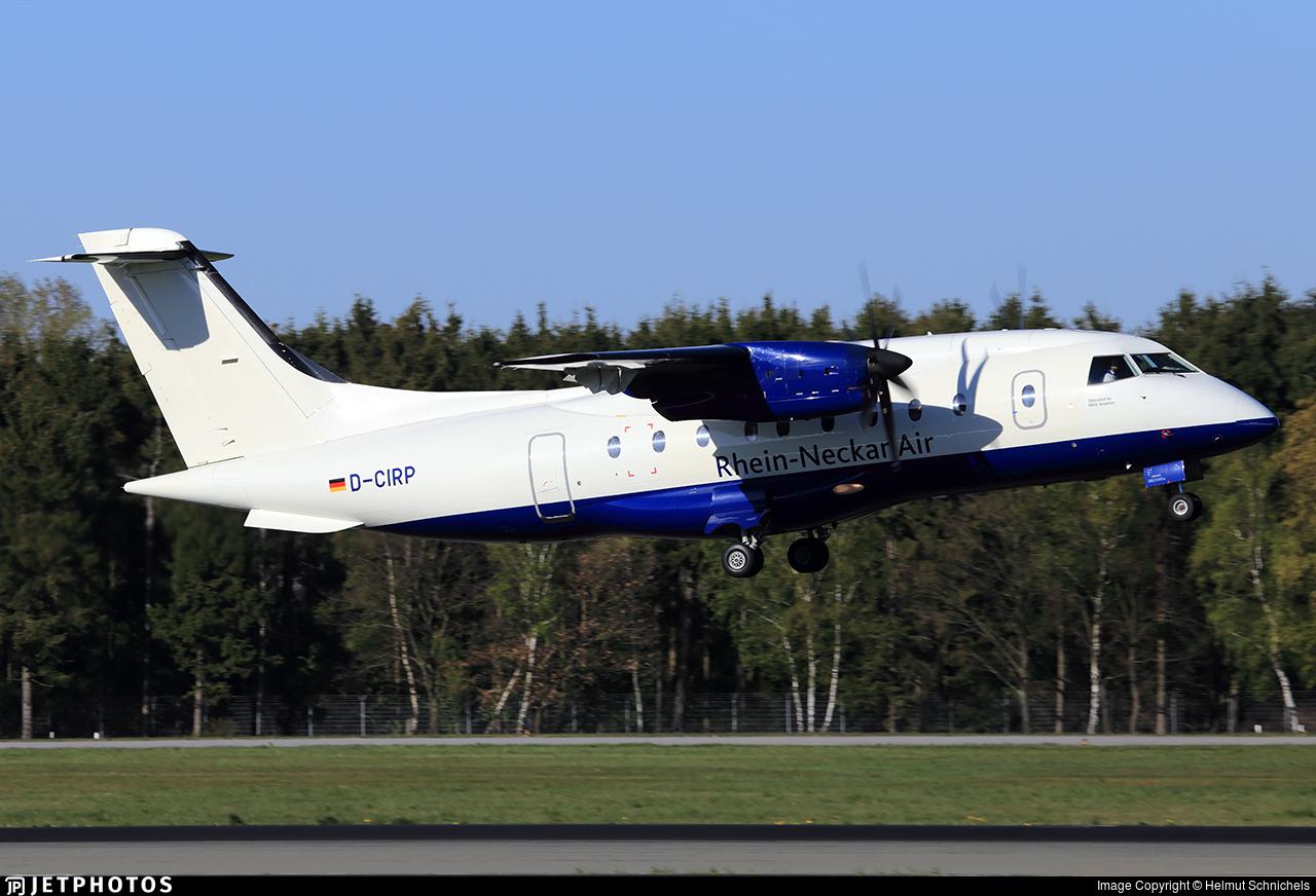D-CIRP - Dornier Do-328-120 - Rhein-Neckar Air (MHS Aviation)