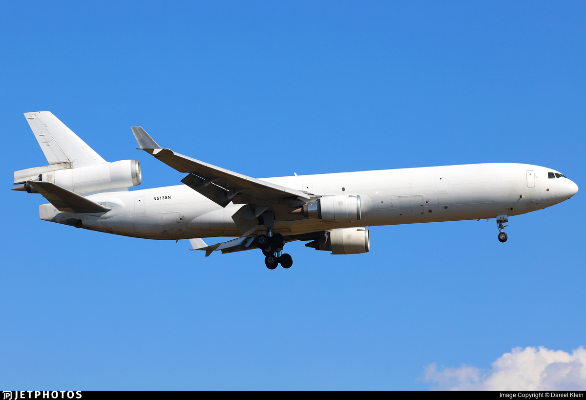 N513SN - McDonnell Douglas MD-11(F) - Western Global Airlines
