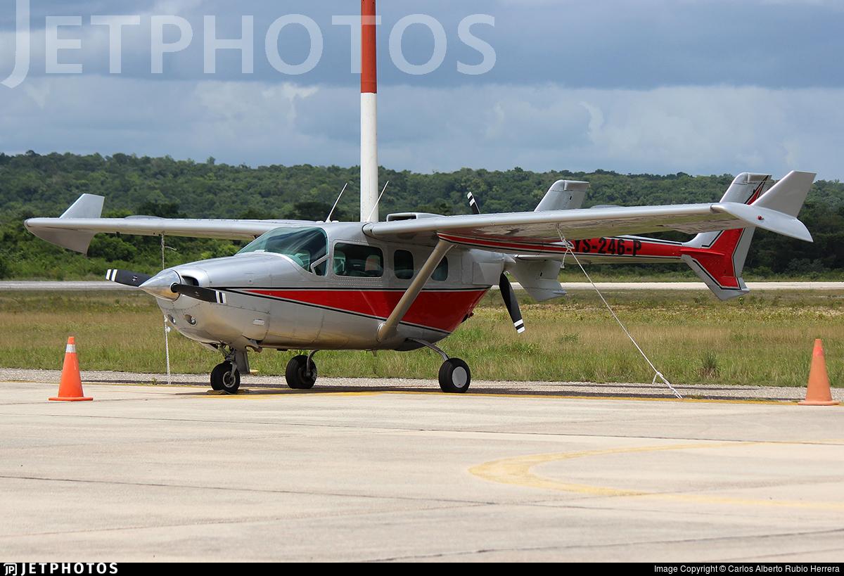 YS-246-P - Cessna 337E Skymaster - Private