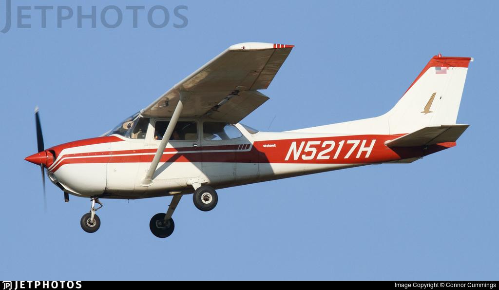N5217H - Cessna 172M Skyhawk - Private