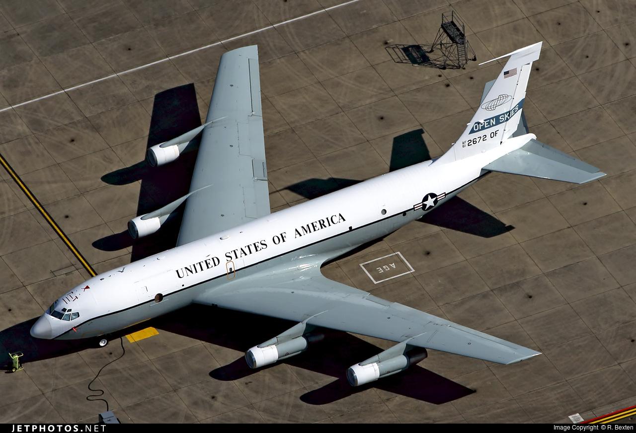 Boeing OC-135B Open Skies (717-158)