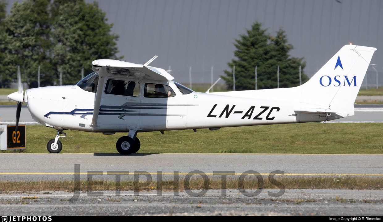 LN-AZC - Cessna 172S Skyhawk SP - OSM Aviation Academy