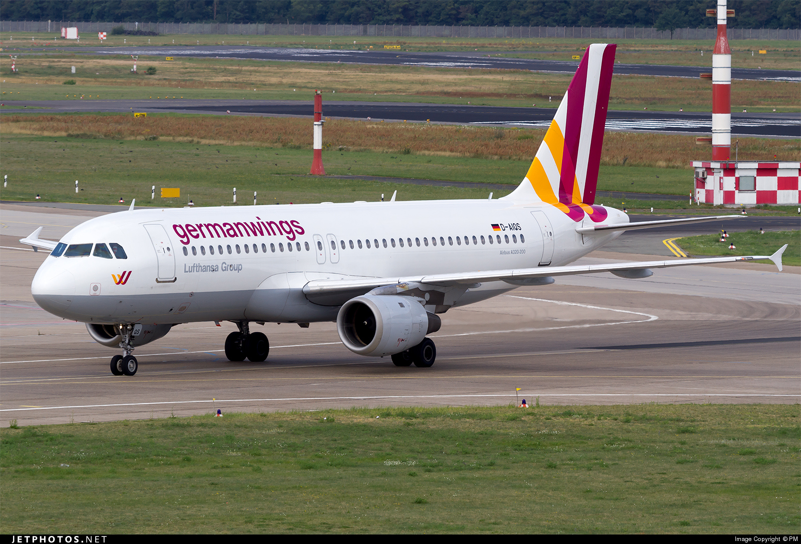D-AIQS - Airbus A320-211 - Germanwings