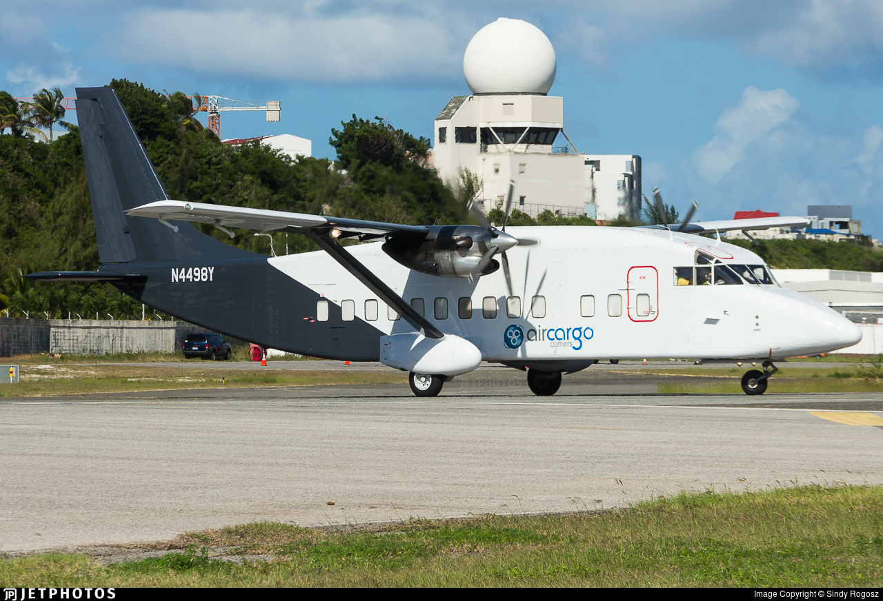 N4498Y - Short 360-300 - Air Cargo Carriers