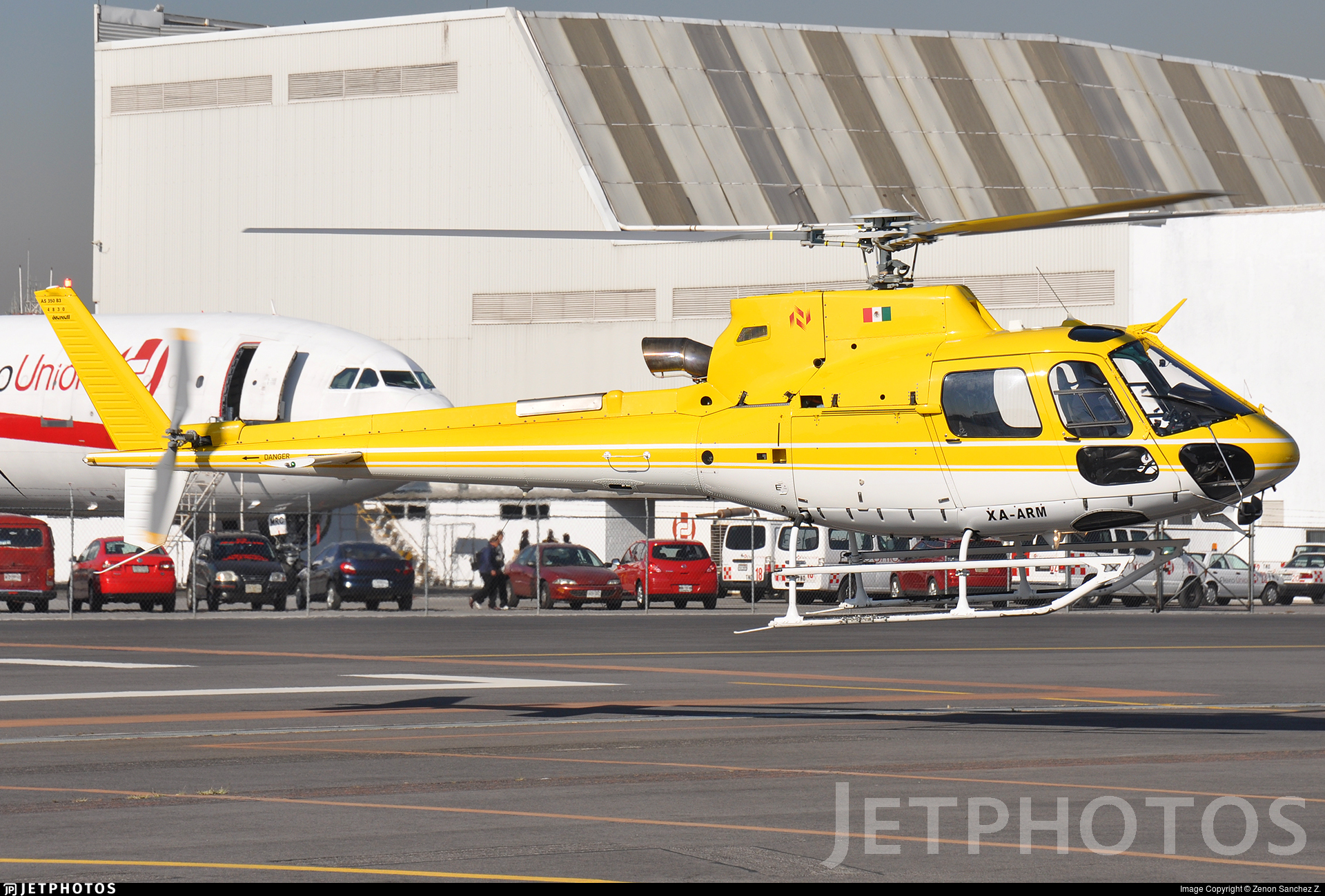 XA-ARM - Airbus Helicopters H125 - Antair S.A.