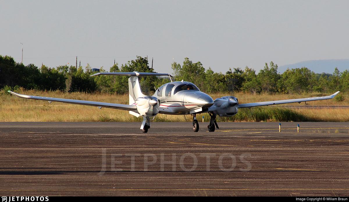 PR-DLD - Diamond Aircraft DA-62 - Private