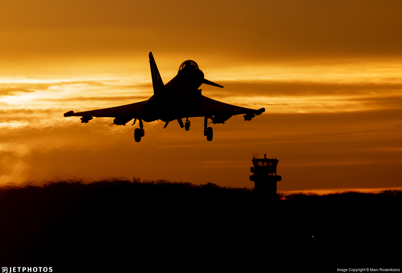 31-53 - Eurofighter Typhoon EF2000 - Germany - Air Force