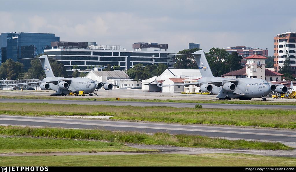 MGGT - Airport - Ramp