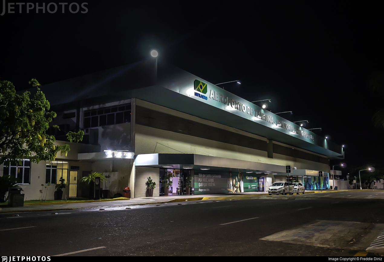 SBTE - Airport - Terminal